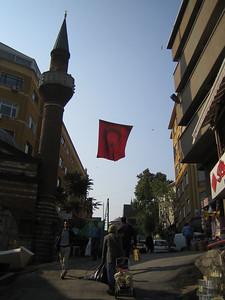 Istanbul. Streets of Eminönü