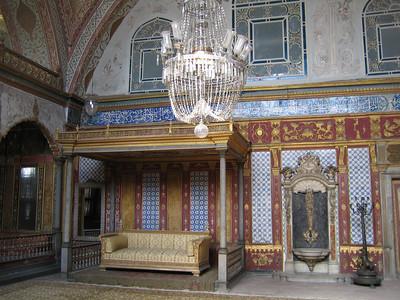 Istanbul. Topkapı Palace. Harem