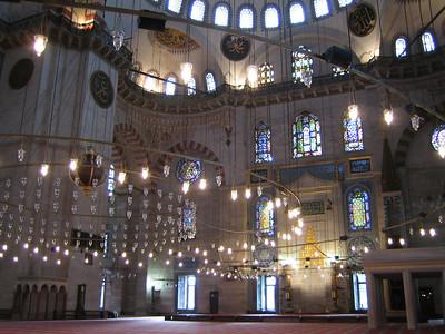Istanbul. Süleymaniye Mosque
