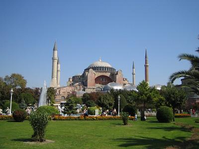 Istanbul. Hagia Sophia