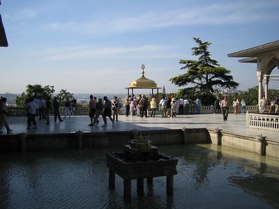Istanbul. Topkapı Palace. Fourth Court