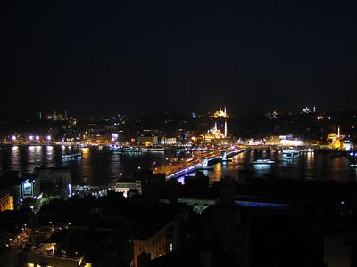 Istanbul. Galata bridge