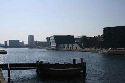 Copenhagen. Inderhavnen