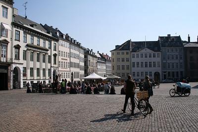 Copenhagen. Nytorv