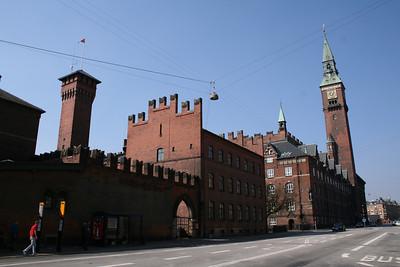 Copenhagen. Raadhus