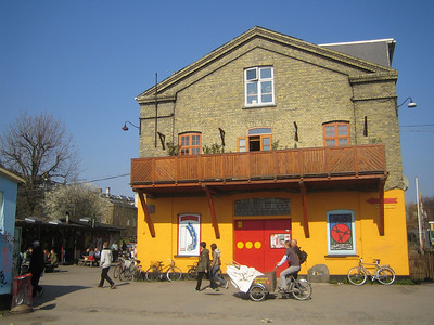 Copenhagen. Christiania