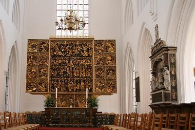 Odense. Sankt Knuds Kirke