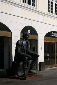 Odense. Hans Christian Andersen