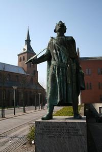 Odense. Knud den Hellige