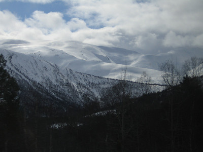 Views from the Oslo-Bergen train