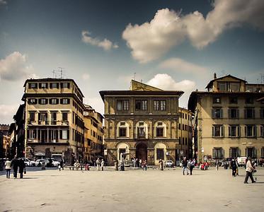 Piazza di Sanra Croce