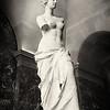 Venus de Milo (Aphrodite of Milos), The Louvre Museum, Paris, France