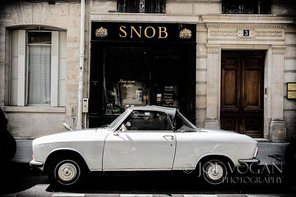 Store Front, Paris, France