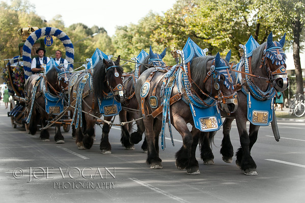 Oktoberfest Festival, Munich, Germany