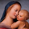 Tempi Madonna, by Raphael, Oil Painting, Alte Pinakothek art museum, Munich, Germany