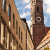 Frauenkirche or Cathedral of Our Dear Lady, Munich, Germany