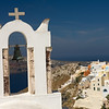 Church, Oia, Island of Santorini, Greece