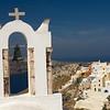 Church, Oia, Island of Santorini, Greece