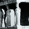 Porch of the Caryatids, Acropolis, Athens, Greece