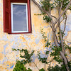 Colorful House Wall, Athens, Greece