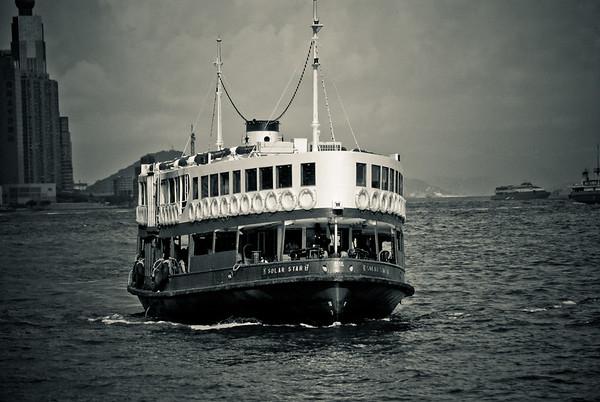 Victoria Harbour 維多利亞港