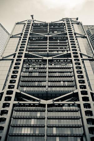 HSBC Main Building 香港滙豐總行大廈