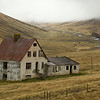 Abandoned Farmhouse, Northern Iceland