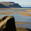 Red Sand Beach or Raudisandur, Northwest Fjords, Iceland