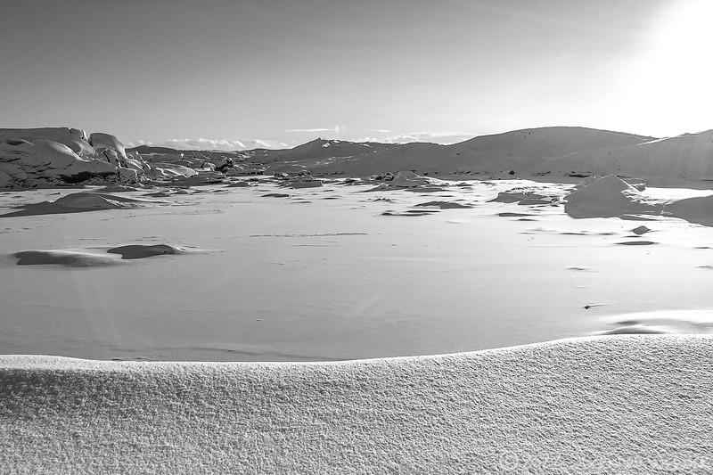 Svínafellsjökull Lagoon