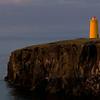 Holmsberg Lighthouse, Reykjanes Peninsula, Iceland