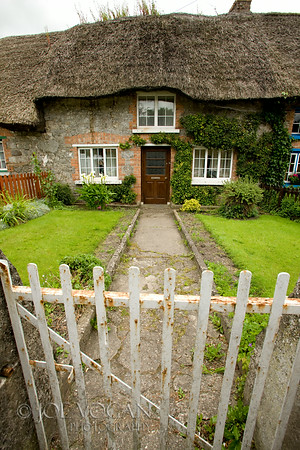 Thatched Roof Cottage, Adare, County Limerick, Ireland