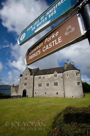 Parke's Castle, County Leitrim, Ireland