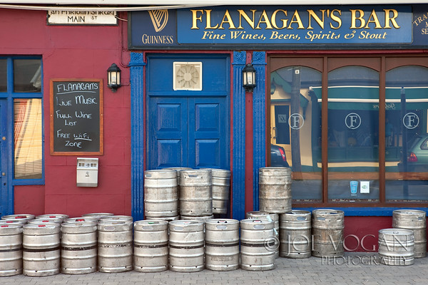 Flanagan's Bar, Lahinch, Ireland