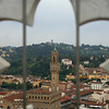 View from the top of Gioto's Campanile, Florence