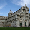 "Cathedral of Pisa at ""Piazza dei Miracoli"""