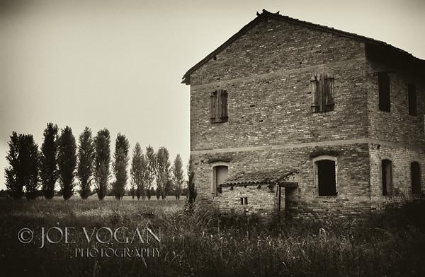 Italian Farmhouse, Northern Italy