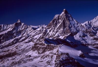 Matterhorn and Alps