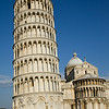 Bell Tower, Campanile, or Leaning Tower, Pisa, Italy