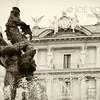 Fountain of the Naiads, Piazza della Repubblica, Rome, Italy