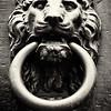 Door Knocker, Florence, Italy
