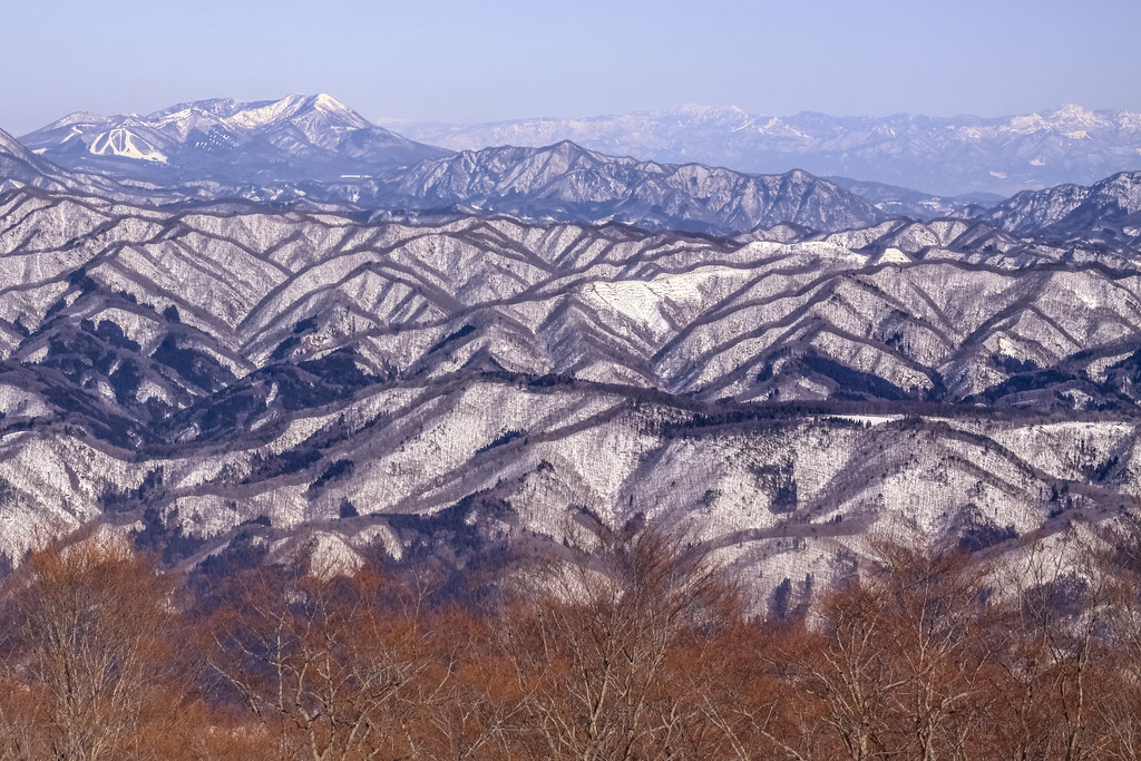Japan Alps Foothills