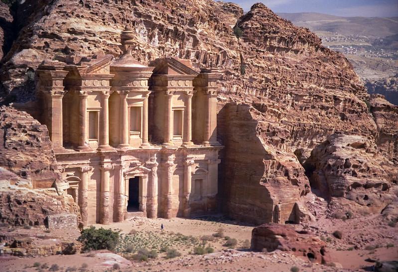 The Monastery Petra