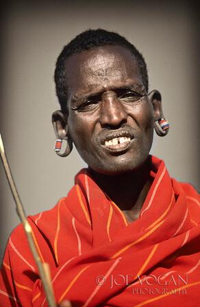 Masai Tribe, Masai Mara National Reserve, Kenya