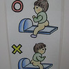 Instruction for Japanese Style Toilet