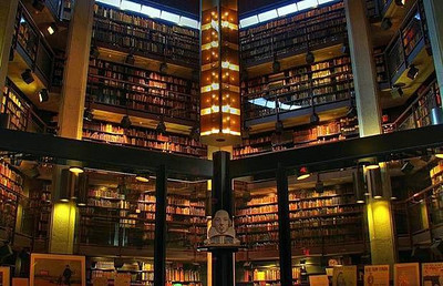 Thomas Fisher Rare Book Library at University of Toronto - Toronto, Canada
