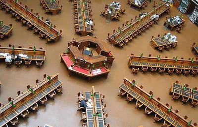 State Library - Victoria, Australia