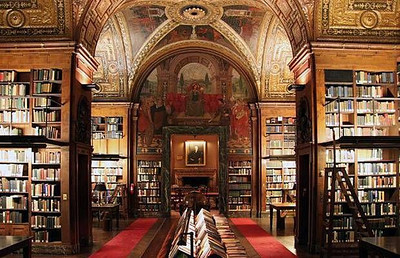 University Club Library - New York City, United States