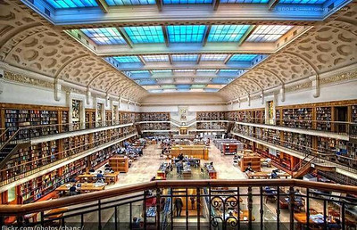 Mitchell Library - Sydney, Australia