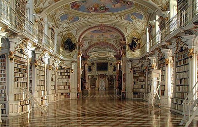 Admont Abbey Library - Austria