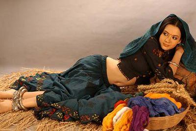 Isha Sharwani - Classical dancer and actress in Hindi (Indian) film industry